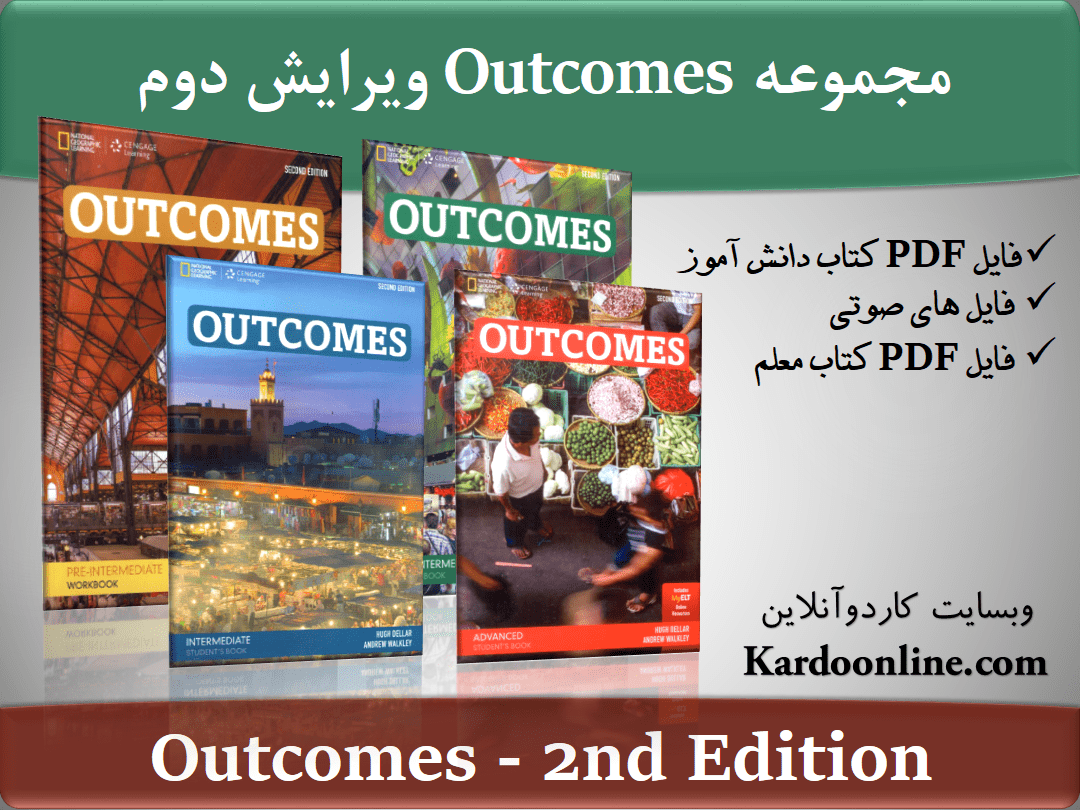 Outcomes - 2nd Edition
